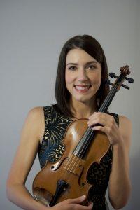Suzuki Violin Instructor Kristin Pfeifer Yu